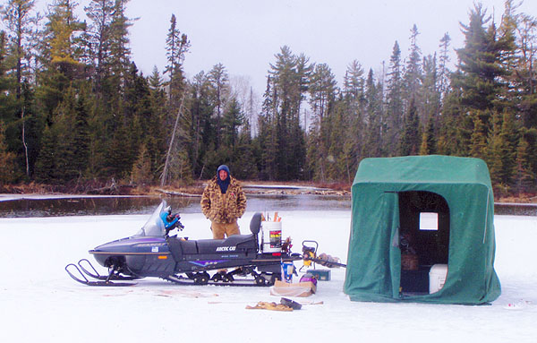 Ontario Snowmobile Trails